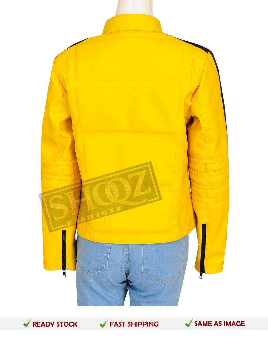 Kill Bill Uma Thurman Jacket