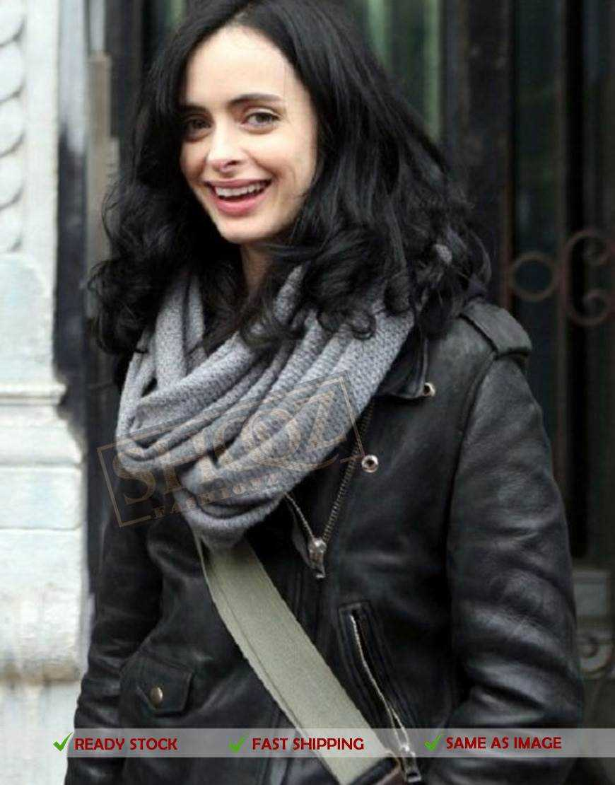 Krysten Ritter The Defenders Jacket