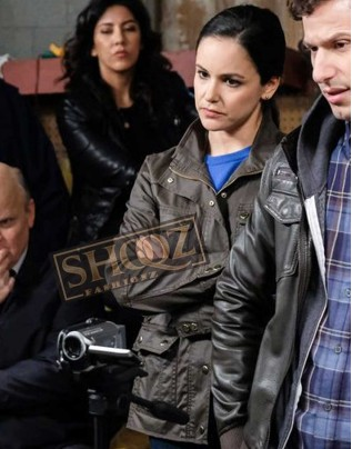 Brooklyn Nine-Nine Melissa Fumero Leather Jacket