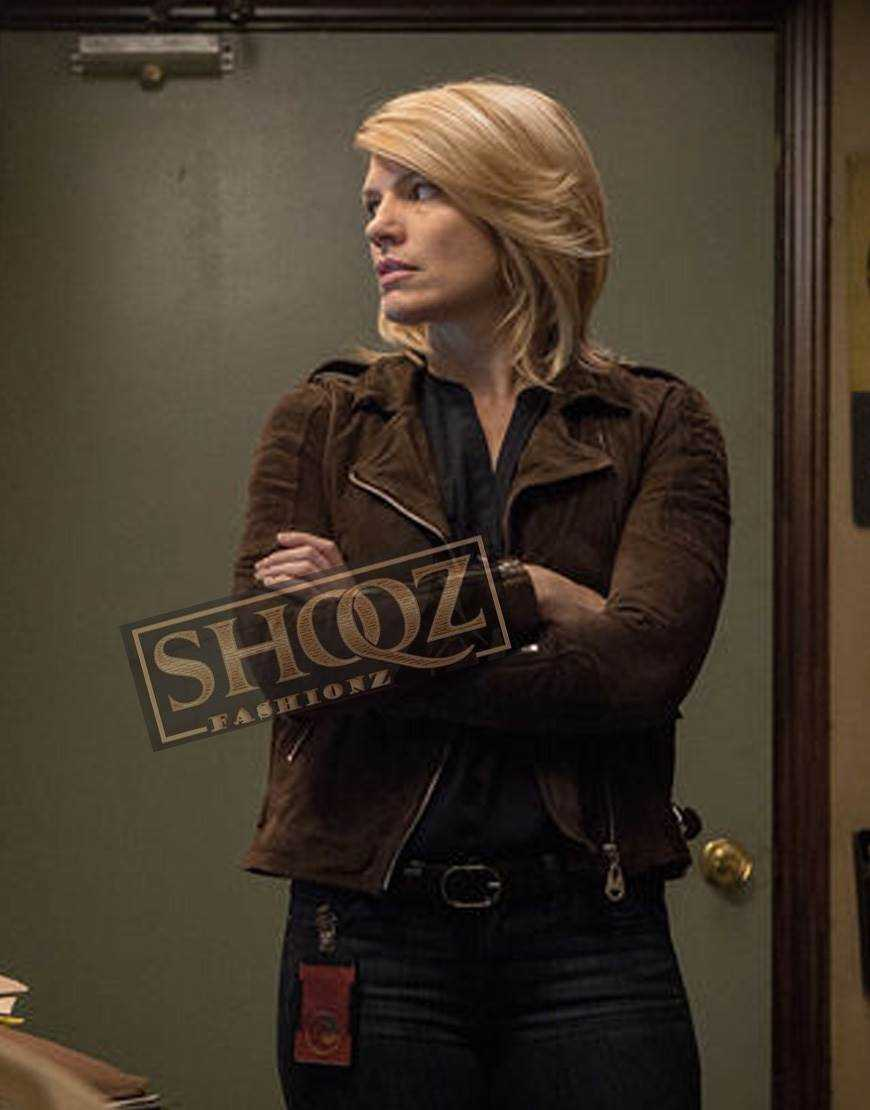 Colony Kathleen Rose Perkins Suede Jacket