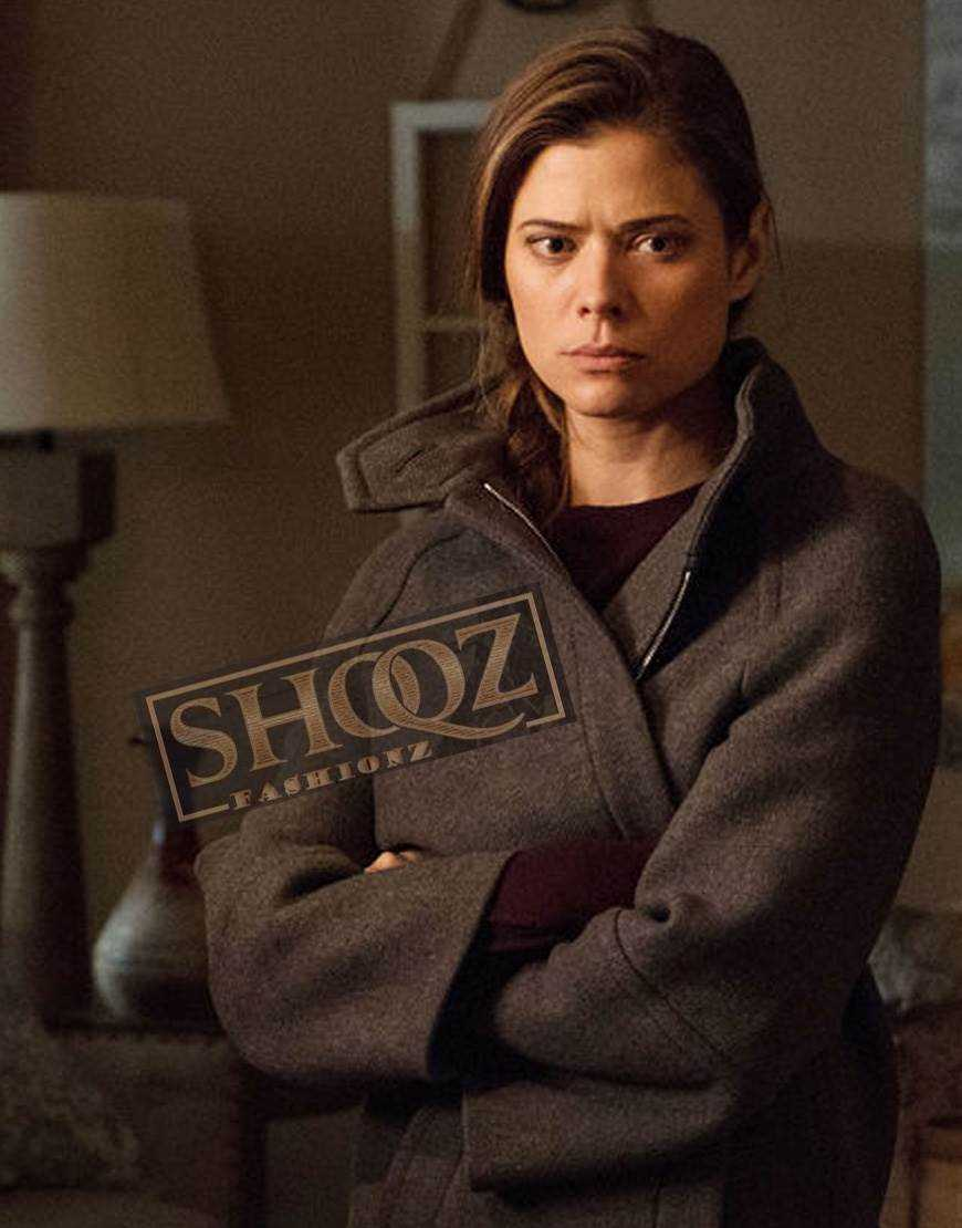 Colony Peyton List Wool Coat