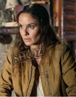 Colony Sarah Wayne Callies Cotton Jacket