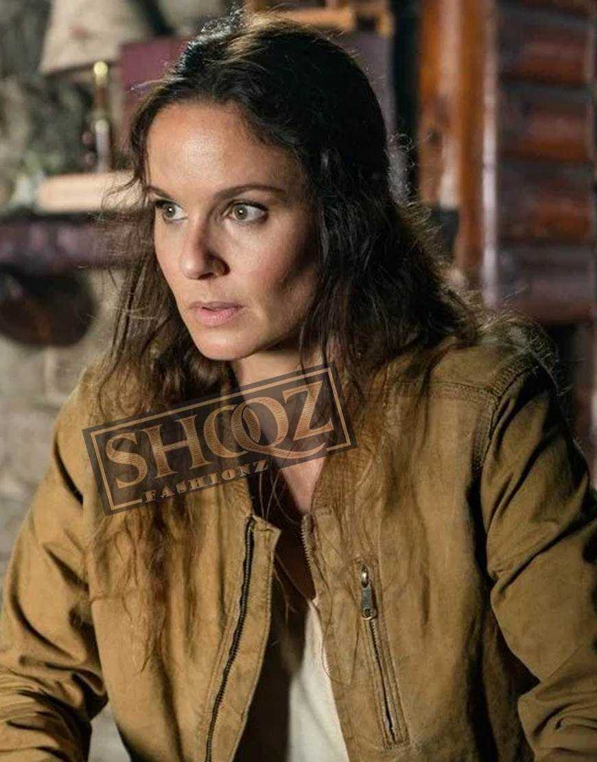 Colony Sarah Wayne Callies Cotton Jacket