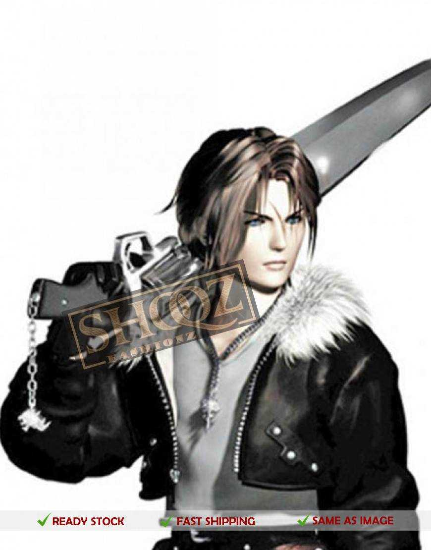Final Fantasy VIII Squall Leonhart Costume Jacket