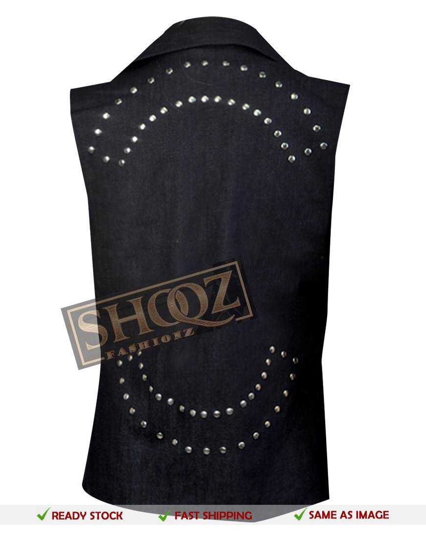 Final Fantasy XV Prompto Argentum Leather Vest