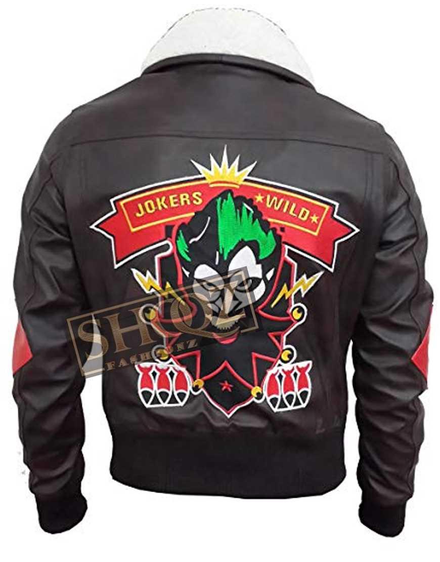 Bombshell Kaley Cuoco Leather Jacket
