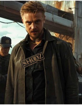 Logan Donald Pierce (Boyd Holbrook) Leather Jacket