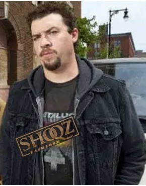 30 Minutes Or Less Dwayne (Danny McBride) Black Cotton jacket