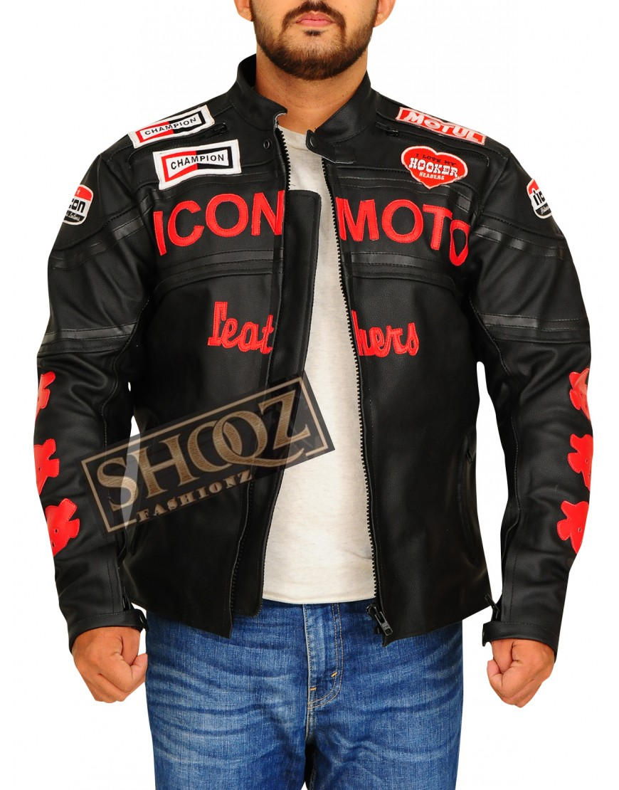 Icon Moto Champion Jacket Men's