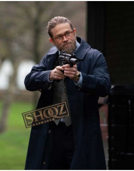 The Gentlemen Ray (Charlie Hunnam) Trench Coat
