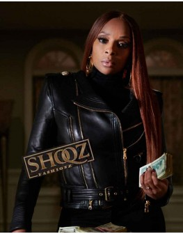 Mary J. Blige Power: Ghost Book 2 Monet Jacket