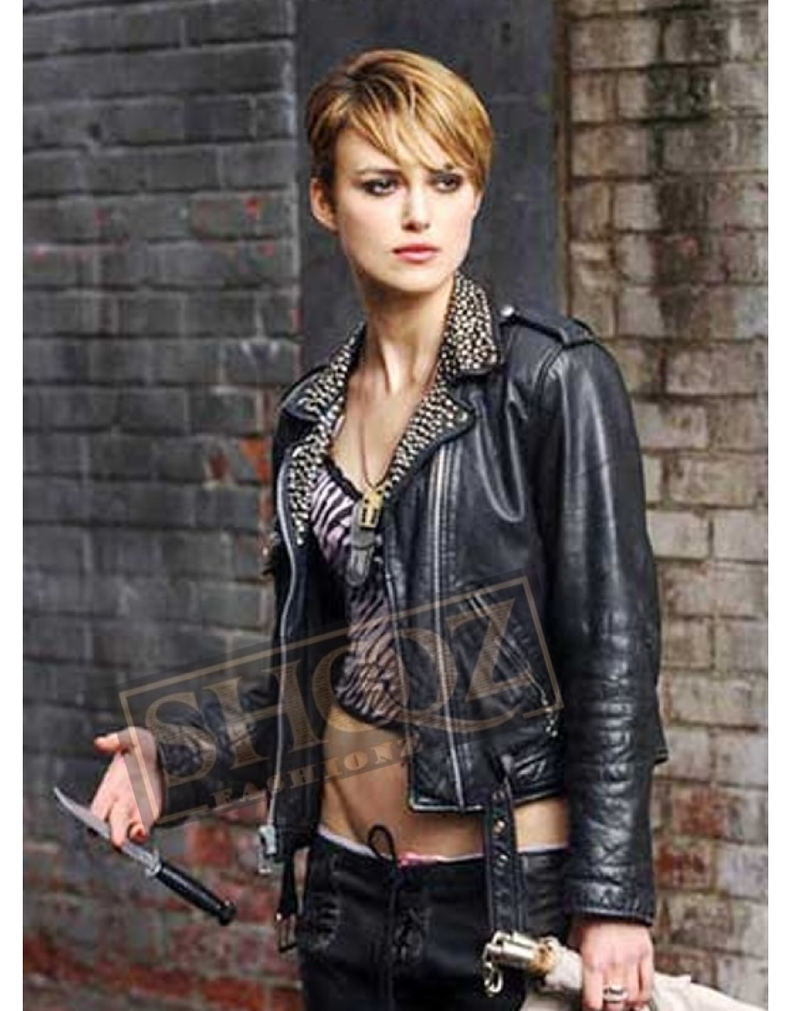 Keira Knightley Short Body (Domino Harvey)  Jacket