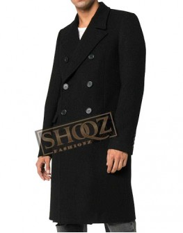 X-Men Dark Phoenix Michael Fassbender Wool Coat