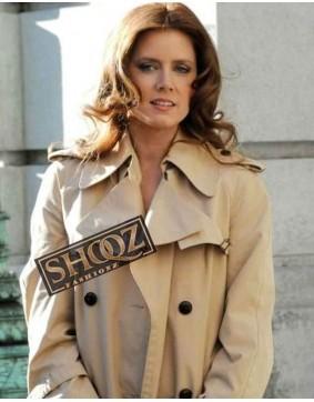 Amy Adams American Hustle Sydney Prosser Coat