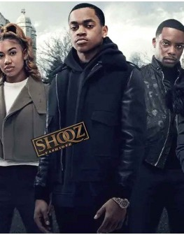 Michael Rainey Jr Power Book 2 Ghost Tariq St. Patrick Jacket