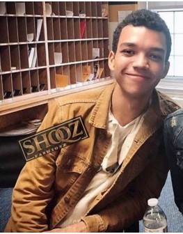 Justice Smith All The Bright Places Theodore Finch Brown Jacket