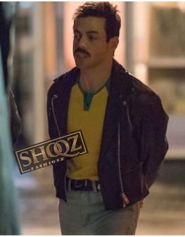 Bohemian Rhapsody Rami Malek Black Jacket
