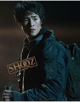 The 100 Monty Green Bomber Jacket