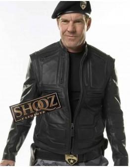 G I Joe The Rise of Cobra Grégory Fitoussi Black Jacket
