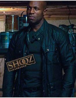 Hostages Archer Petit Black Jacket