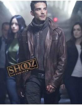 Jeff Ward Agents Of Shield Deke Shaw Jacket