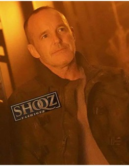 Clark Gregg Agents of Shield Phil Coulson Jacket