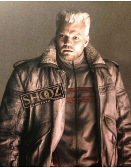 Pilou Asbaek Ghost In The Shell Batou Jacket
