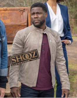 Kevin Hart Die Hart Leather Jacket