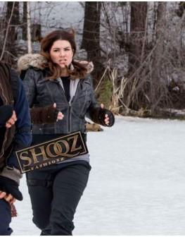 Gina Carano Daughter Of The Wolf Clair Hamilton Jacket