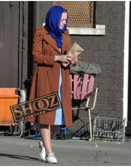 Dakota Fanning Sweetness In The Belly Lily Mitchell Abdal Coat
