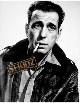 Humphrey Bogart Tokyo Joe Joseph Barrett Leather Jacket