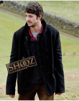 Matthew Goode Leap Year Declan Wool Jacket