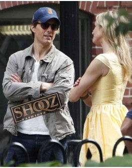 Tom Cruise Knight And Day Roy Miller Jacket