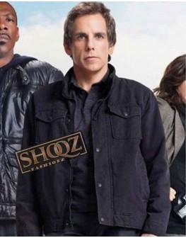 Ben Stiller Tower Heist Josh Kovacs Jacket