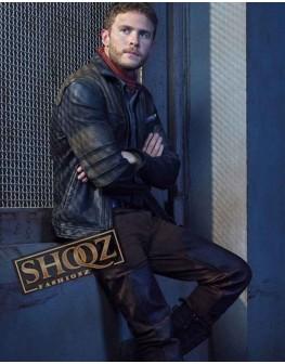 Leo Fitz Agents Of Shield (Iain De Caestecker) Jacket