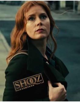 Justice League Amy Adams Coat