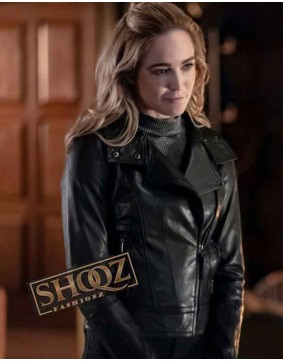 Arrow Season 08 Caity Lotz (Sara Lance) Jacket