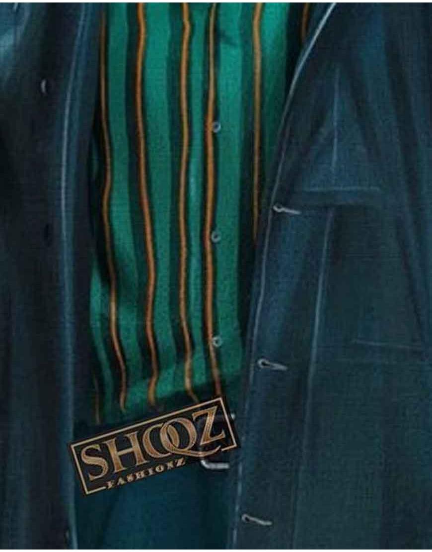 Birds of Prey Victor Zsasz (Chris Messina) Coat