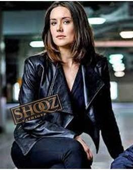 The Blacklist Elizabeth Keen (Megan Boone)  Jacket