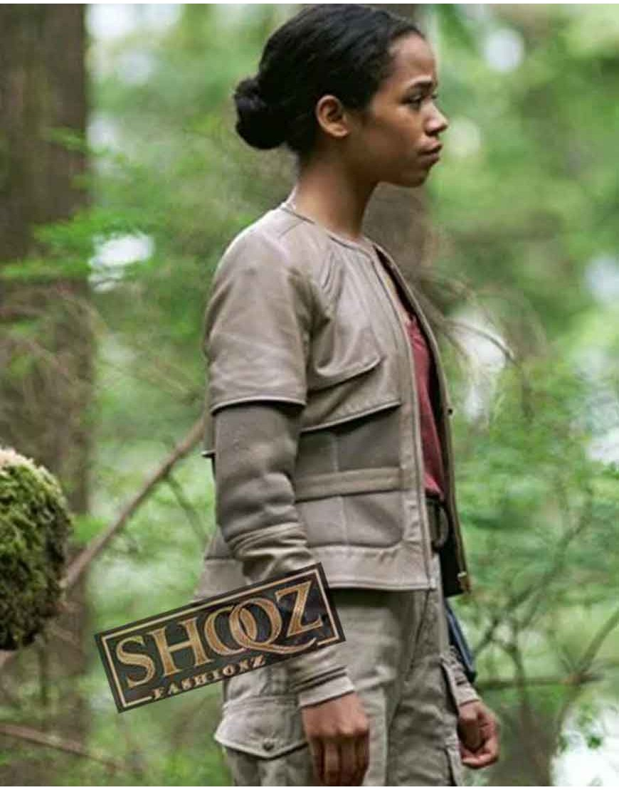 Lost in Space Judy Robinson (Taylor Russell ) Jacket