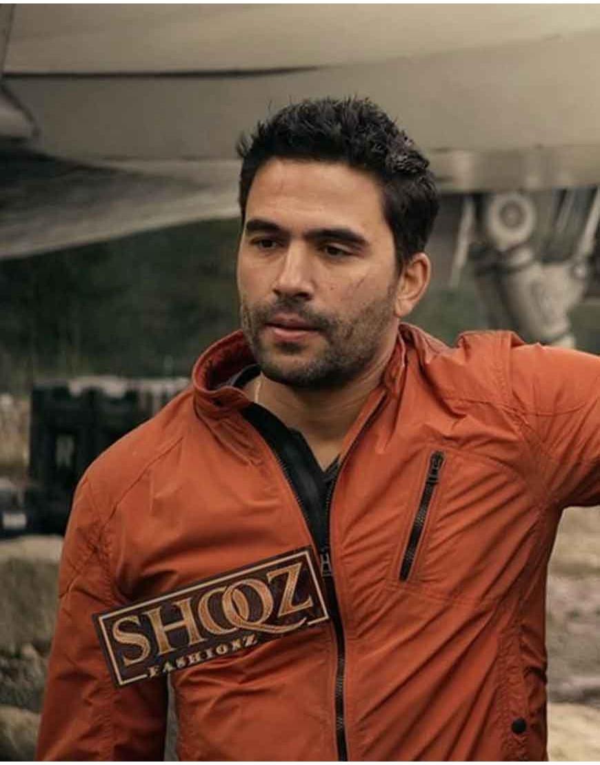 Lost in Space Don West (Ignacio Serricchio) Jacket
