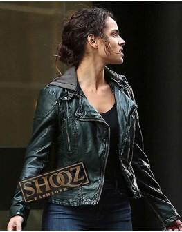 Person Of Interest Adria Arjona (Dani Silva) Jacket