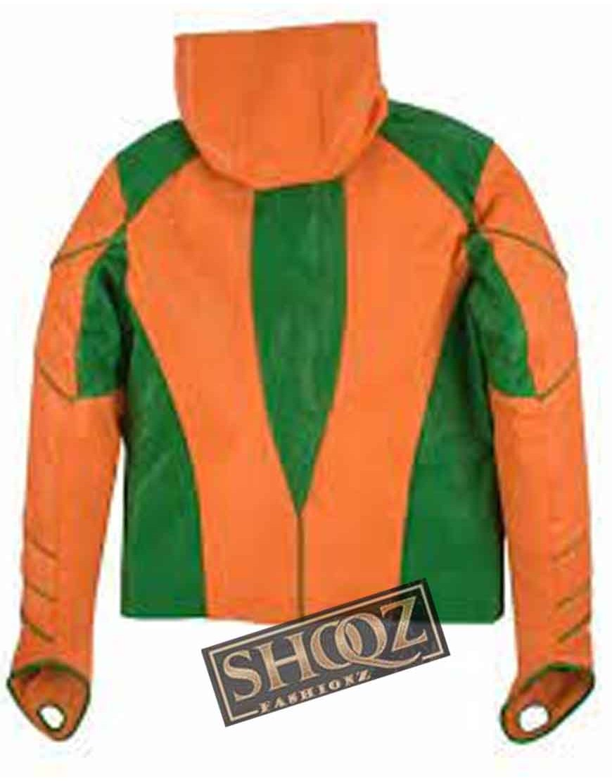 Aquaman Arthur Curry (Smallville) Jacket