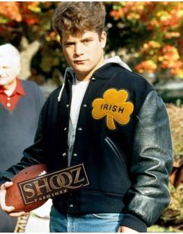 Irish Varsity University of Notre Dame Rudy Jacket