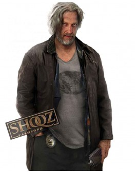 Clancy Brown Detroit Become Human Jacket