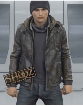 Detriot Become Human Connor (Bryan Dechart) Jacket