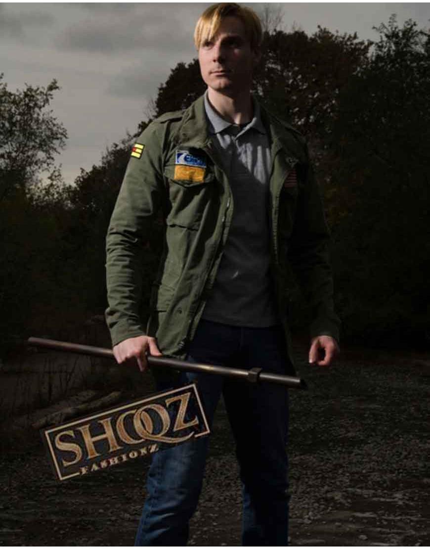 Silent hill 2 James Sunderland (Guy Cihi) Jacket
