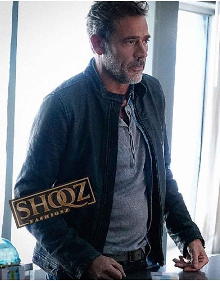 Extant Jeffrey Dean Morgan  (JD Richter) Jacket