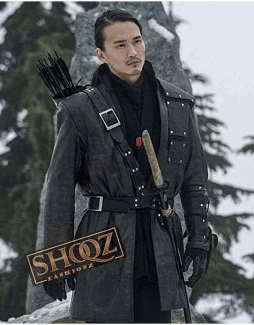 Arrow Maseo Yamashiro (Karl Yune) Coat