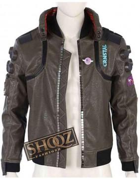 Cyberpunk 2077 V Samurai Bomber Jacket